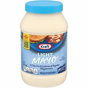 Kraft Light Mayo, 30 fl oz Jar