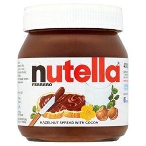 Nutella Hazelnut Chocolate Spread - 400g