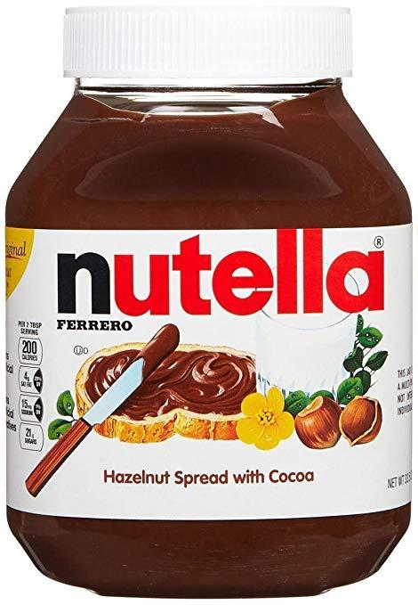 Nutella, Hazelnut Spread with Cocoa - 33.5 Ounce