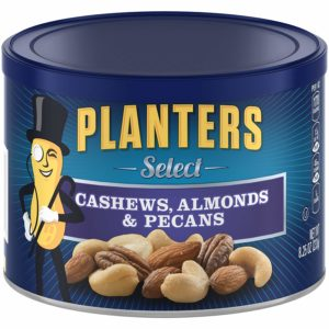 Planters Select Mixed Nuts 8.25 oz