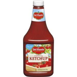 Delmonte Tomato Ketchup 14 Oz - 2pks
