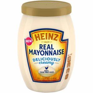 Heinz Real Mayonnaise (30 oz Jar)
