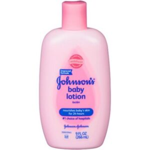 Johnson's Baby Skin Care Lotion, 9 Fl. Oz. (Pack of 3)