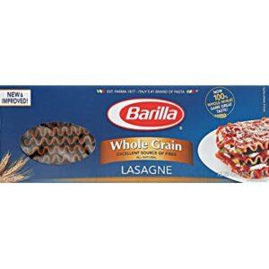 Barilla Whole Grain Pasta, Lasagne, 13.25 Ounce