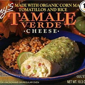 Amy's Cheese Tamale Verde, 10.3-Ounce Boxes (Pack of 12)