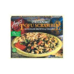 Amys Organic Tofu Scramble - Breakfast, 9 Ounce -- 12 per case