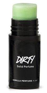 Lush Cosmetics Mens Dirty Solid Perfume, 0.4oz