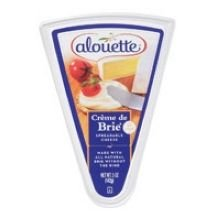 Alouette Creme De Brie Cheese - Bulk Pail, 3 Pound -- 2 per case.