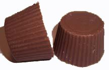 8oz Milk Chocolate Peanuter Butter Cups Certified Kosher-dairy