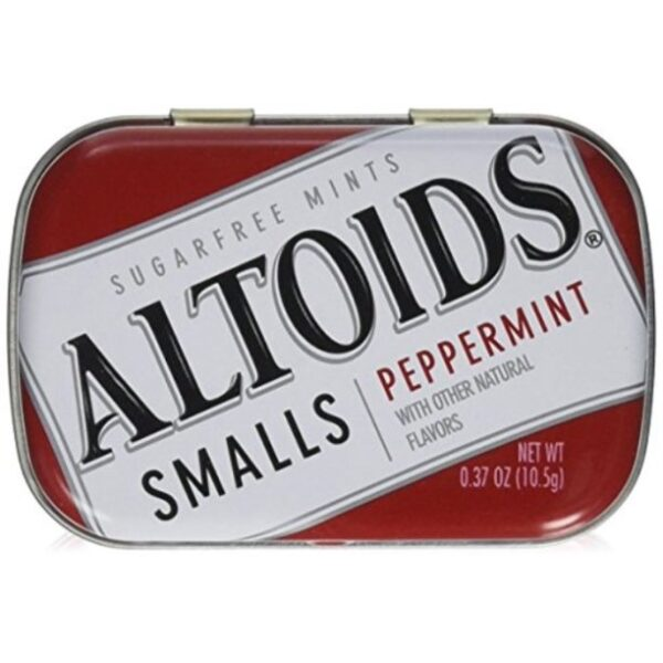 ALTOIDS Smalls S/F Peppermint by WRIGLEY'S 9 Pack
