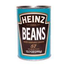 Heinz Beans In Tomato Sauce, 13.7 Ounces, 12 Count