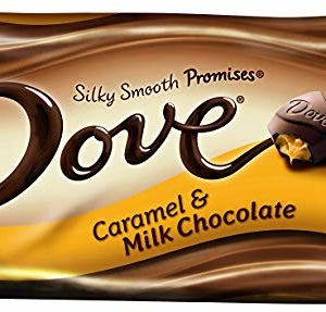 Dove Milk Chocolate Caramel Promises, 7.94 Ounce Packages