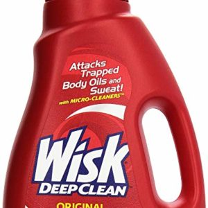 Wisk Deep Clean Laundry Detergent, 50-Ounce