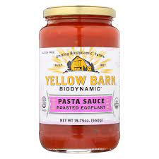 Organic Roasted Eggplant Pasta Sauce 19.75 Ounces (Case of 6)