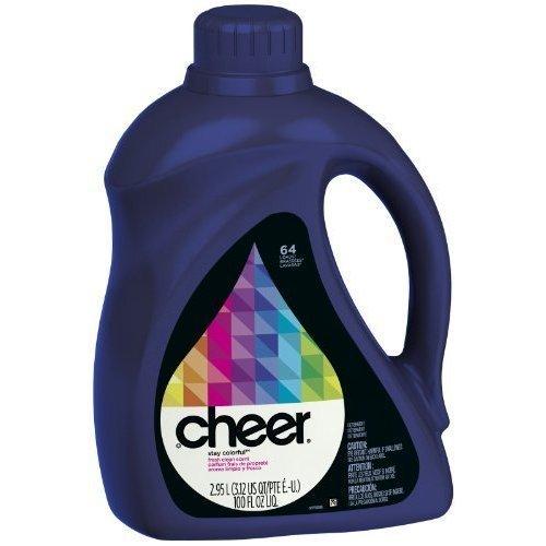 Cheer Liquid Detergent - 100 oz - Fresh Clean Scent by Cheer