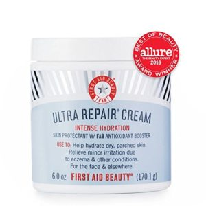 First Aid Beauty Ultra Repair Cream Intense Hydration, 6 oz
