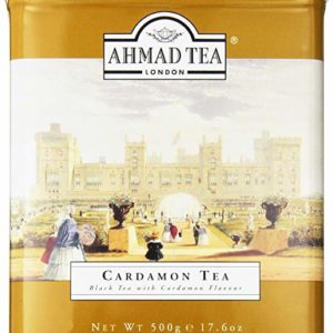 Ahmad Tea Black Cardamom Loose Tea, 17.6 oz