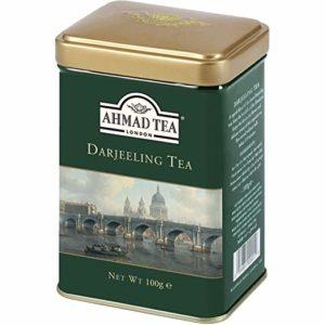Ahmad Tea Darjeeling Tea, 3.5 Ounce Tin