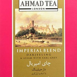 Ahmad Tea Loose Tea Packet, Imperial Blend, 16 Ounce