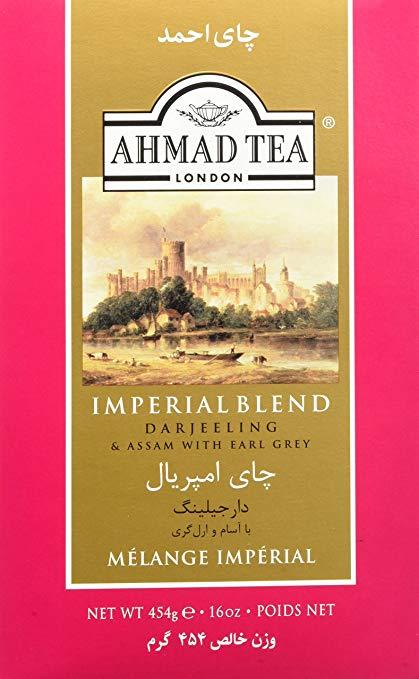 Ahmad Tea Loose Tea Packet, Imperial Blend, 16 Ounce
