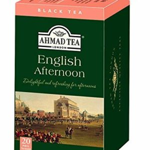 Ahmad Tea Darjeeling Tea, 20-Count Boxes (Pack of 6)
