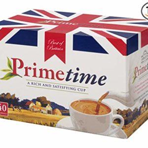 Ahmad Tea Primetime Tea, 40 Count (Pack of 12)