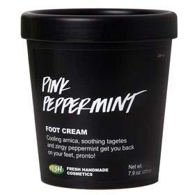 Pink Peppermint Foot Cream 225g.