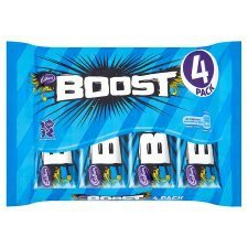 Original Cadbury Boost Pack Imported From The UK, England