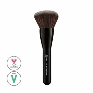 XL Face Powder Brush by Luscious Cosmetics. Vegan and Cruelty Free