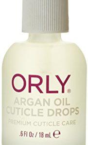 Orly Argan Cuticle Oil Drops, 0.6 Ounce
