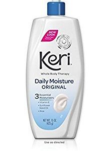 Keri Original Daily Dry Skin Therapy Lotion 20 oz. (Pack of 3)