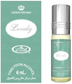 Lovely - 6ml (.2 oz) Perfume Oil by Al-Rehab