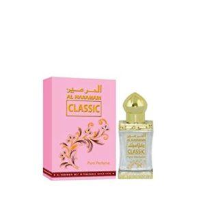 Clasic Attar by Al-Haramain- 12 ml USA Seller
