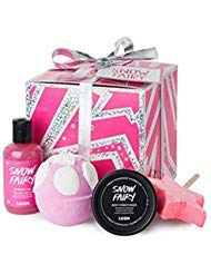 Lush Snow Fairy Wrapped Gift
