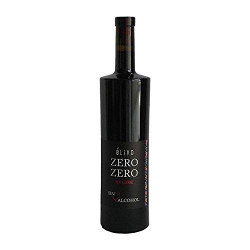 Élivo Zero Zero Deluxe Red Non-Alcoholic Red Wine 750ml