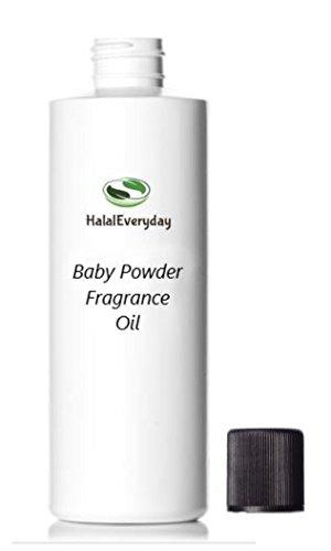 Baby Powder Fragrance/Body Oil 4 Oz. By HalalEveryDay