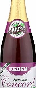 kedem (NOT A CASE) Sparkling Concord Grape Juice