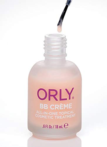 Barely Nude BB Crème All In 1 Nail Treatment