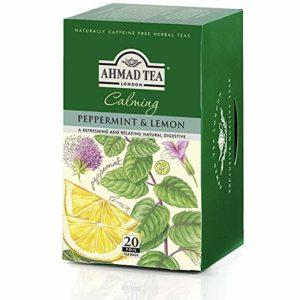 Ahmad Tea Mixed Citrus Infusion, Ahmad Mixed Citrus Infusion, 20-Count Tea Bags (Pack of 6)