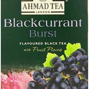 Ahmad Tea Fruit Tea Selection, 20-Count (Pack of 6)