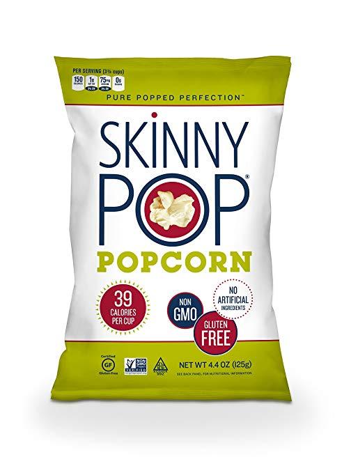 SkinnyPop Popcorn, Original, 4.4 oz