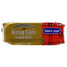 Brunswick Kippered Snacks, 3.53 oz