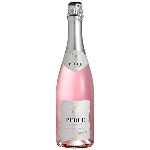 Pierre Chavin Perle Rose Non-Alcoholic Sparkling Rose Wine 750ml