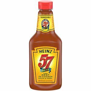 Heinz 57 Original Sauce (20 oz Bottle)