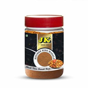 JK KITCHEN KING MASALA 3.53 Oz, 100g - Indian and Pakistani Curry Seasoning - Spice Blend for Curry