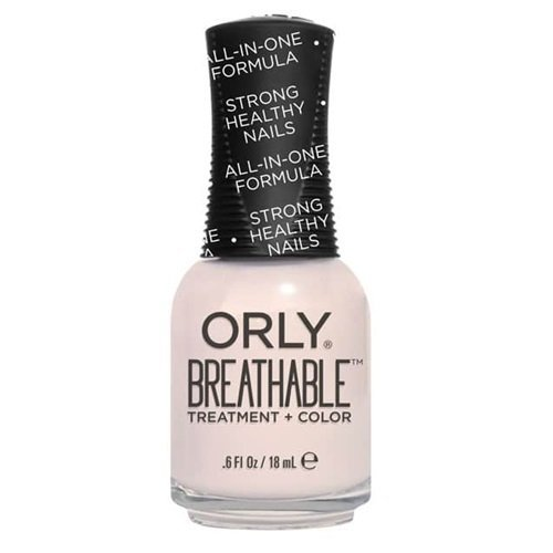 Orly Breathable Nail Polish-Barely There 20908 by Orly