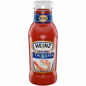 Heinz Gluten-Free Original Cocktail Sauce, 12 oz Bottle