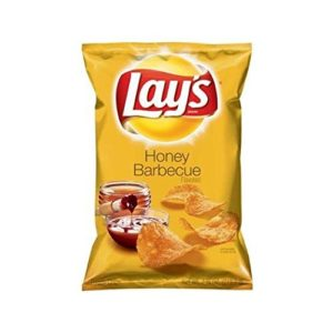 Lay's Honey Barbecue Flavored Potato Chips, 7.75 oz