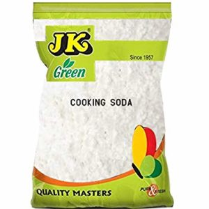 JK BAKING SODA 14.11 Oz, 400g (Cooking Soda, Sodium Bi-Carbonate - For Cooking, Cleaning, and Curing Ailments) Non-GMO, GLUTEN Free and NO preservatives!