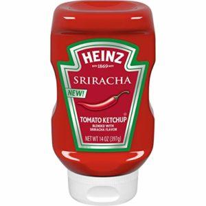 Heinz Sriracha Tomato Ketchup, 14 oz Bottle